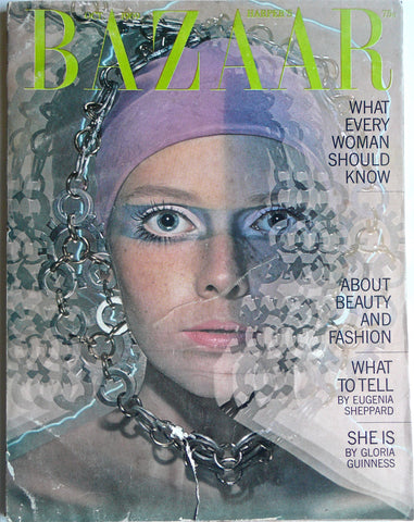 Harper's Bazaar October 1969