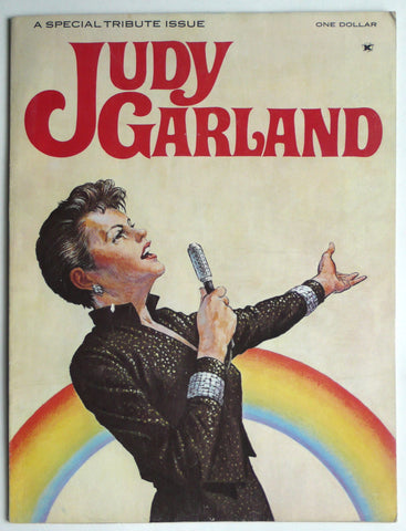 Judy Garland: A Special Tribute Issue