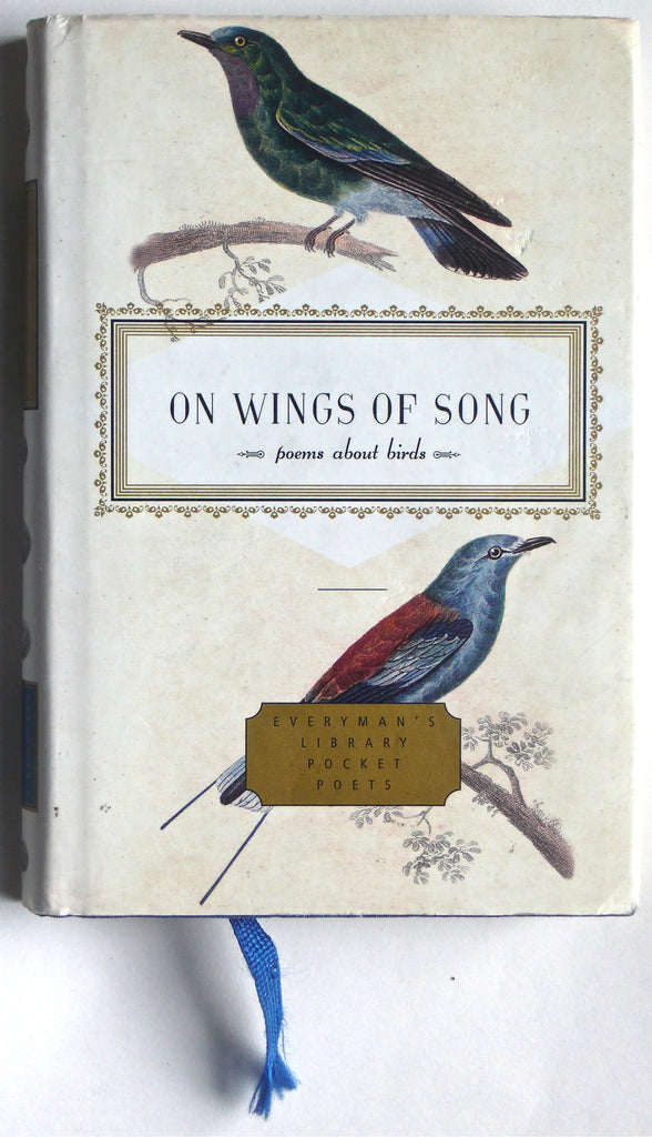 On the Wings of Song : Poems about Birds
