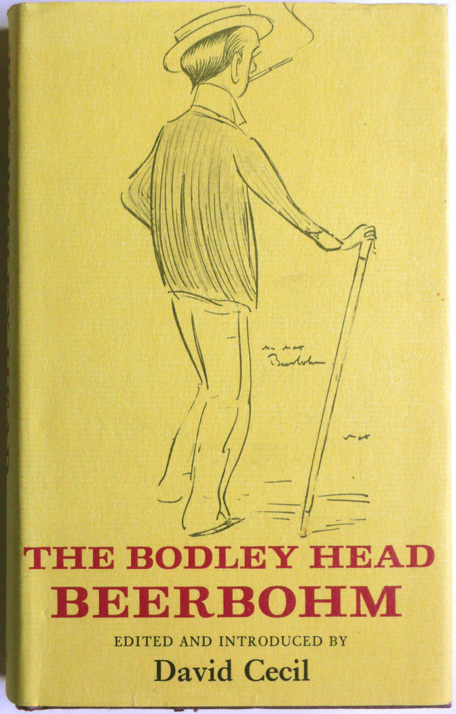 The Bodley Head Beerbohm