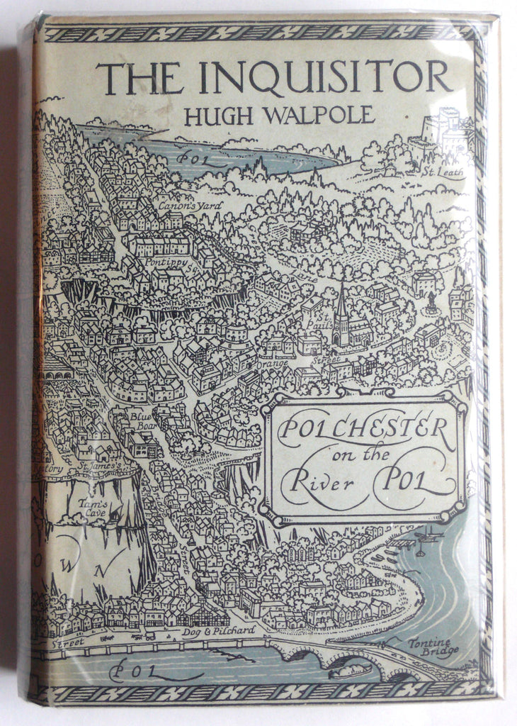 The Inquisitor by Hugh Walpole