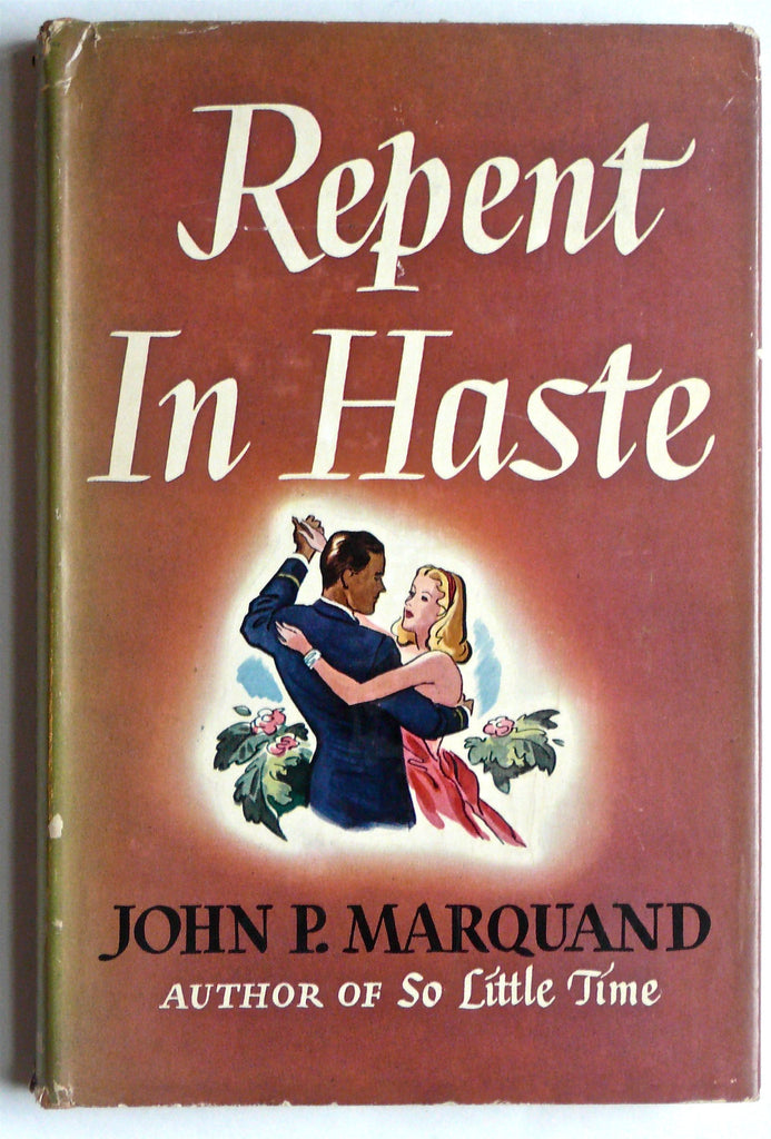 Repent in haste