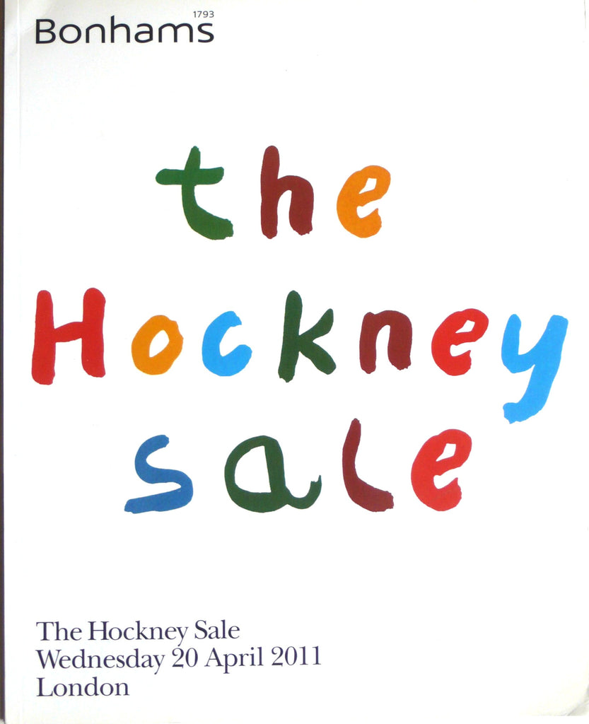 The Hockney Sale