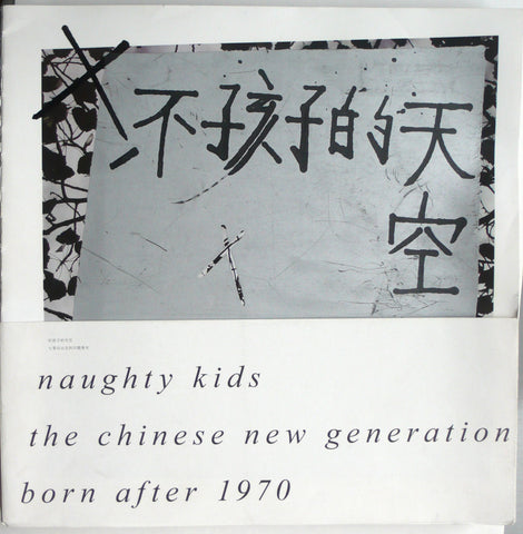 Naughty Kids : The Chinese New Generation Born After 1970