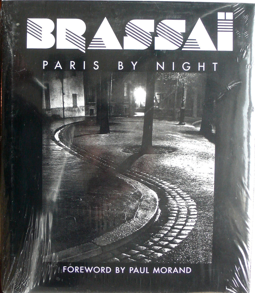 [still sealed] Brassai  Paris by Night