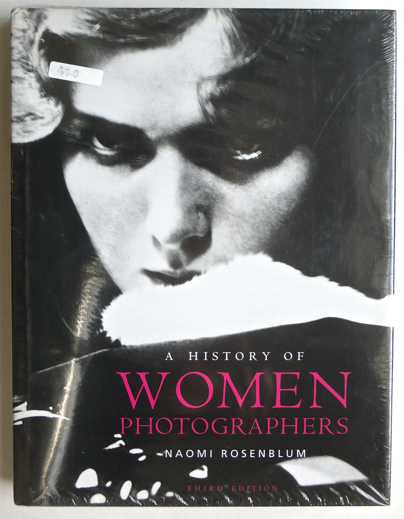 [still sealed] A History of Women Photographers