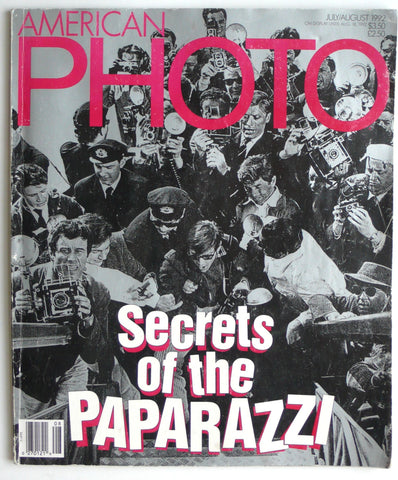 American Photo : Secrets of the Paparazzi