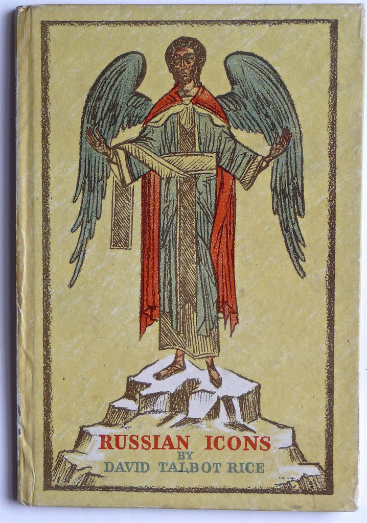 Russian Icons King Penguin Book