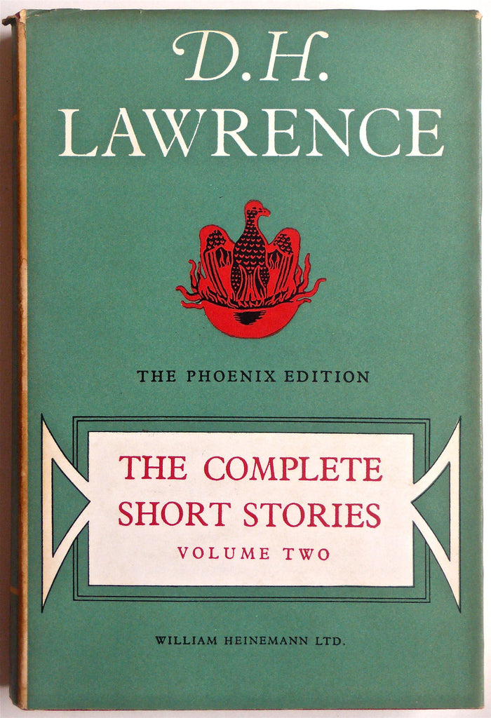 D. H. Lawrence : The Complete Short stories Volume Two