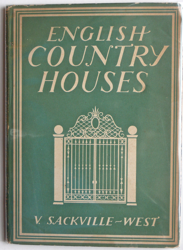 English Country Houses by Vita Sackville-West