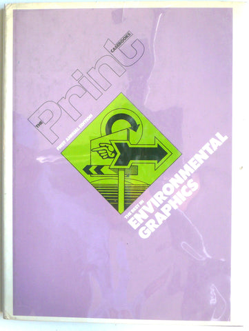 Print Casebooks: The Best in Environmental Graphics (First Annual Edition)