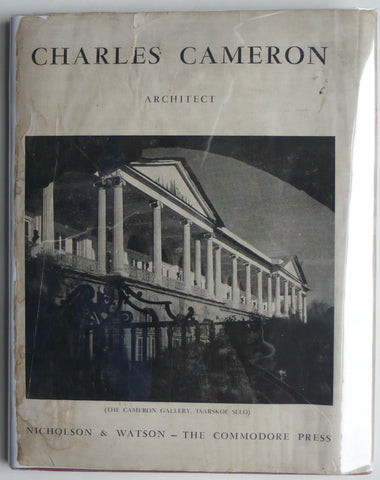Charles Cameron : Architect