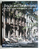 [still sealed] Bricks and Brownstone : The New York Townhouse 1783-1929