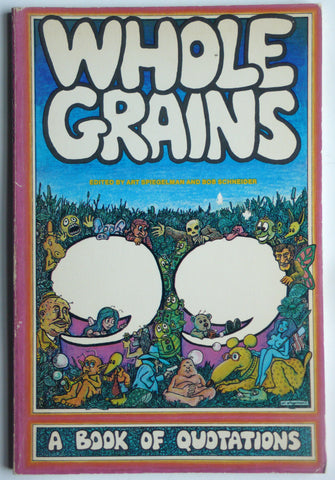 Whole Grains : A Book of Quotations