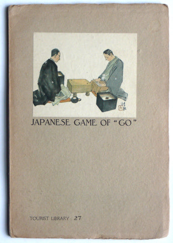"Japanese Game of  ""Go"""