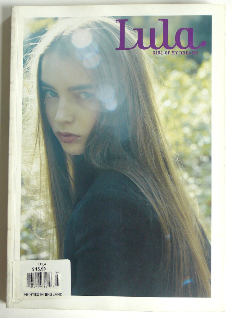 Lula : Girl of My Dreams 2008 Issue number seven