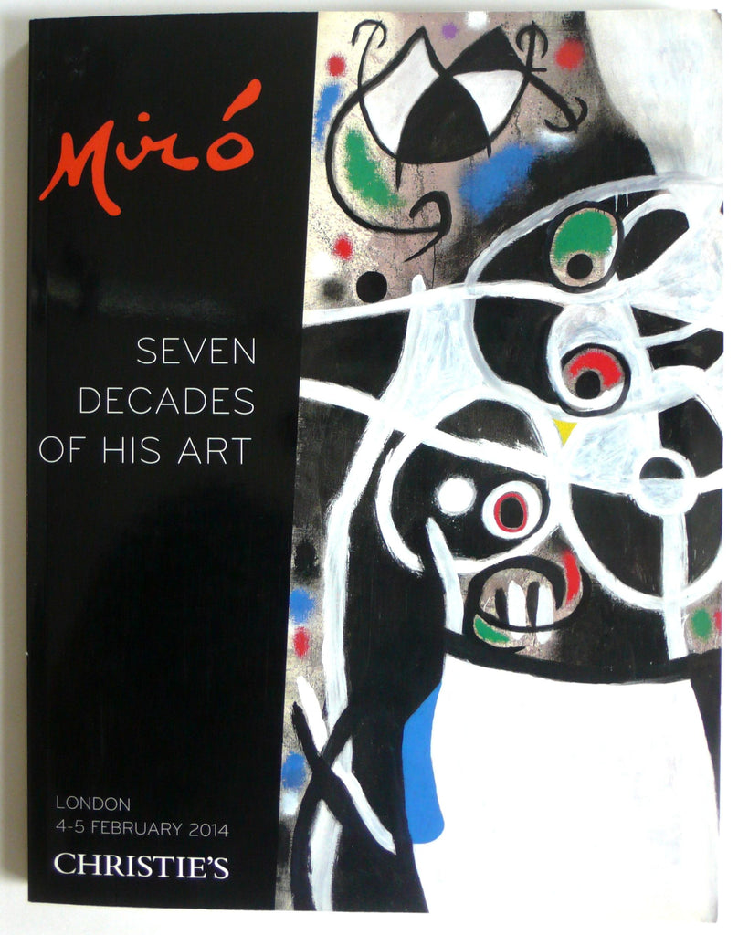 Miro : Seven Decades of His Art