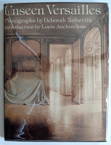 Unseen Versailles by Deborah Turbeville [signed]