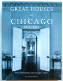 Great Houses of Chicago 1871-1921