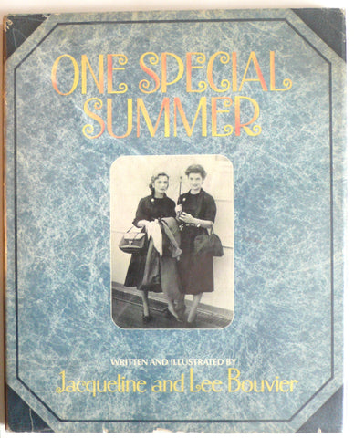 One special summer jackie kennedy lee radziwill