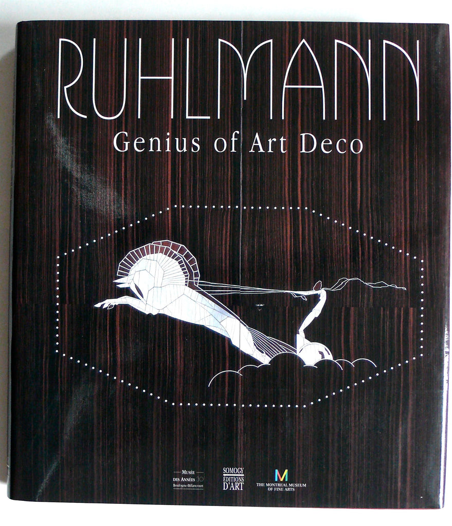 Ruhlmann : Genius of Art Deco