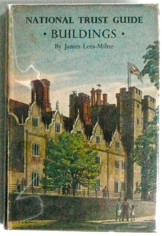James Lees-Milne National Trust Guide : Buildings