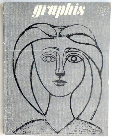 Graphis magazine No 19 1947