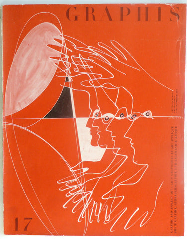Graphis magazine No 17 1947
