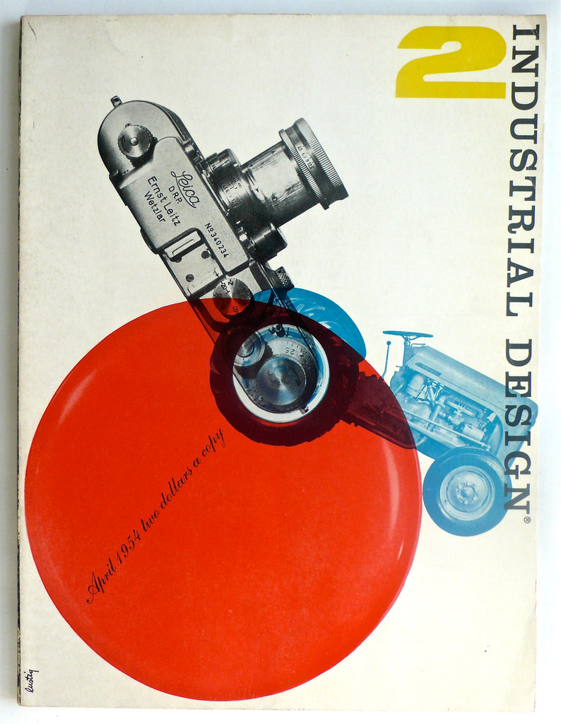 Industrial Design 2 [April 1954, Volume 1, Number 2]