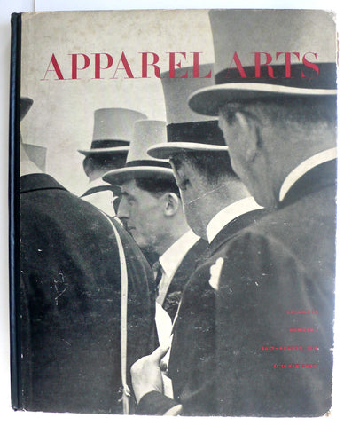 Apparel Arts Volume IX Number 1, July-August 1938