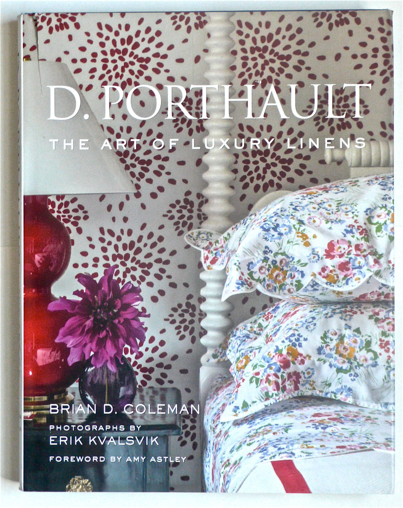 Porthault The Art of Luxury Linens