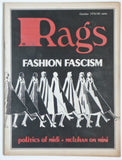 Rags October 1970