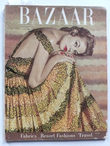Harper's Bazaar January 1953