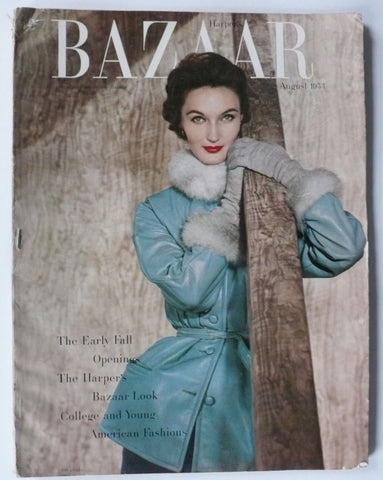 Harper's Bazaar August 1953