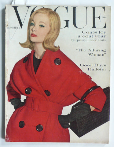 Vogue magazine October 1, 1959