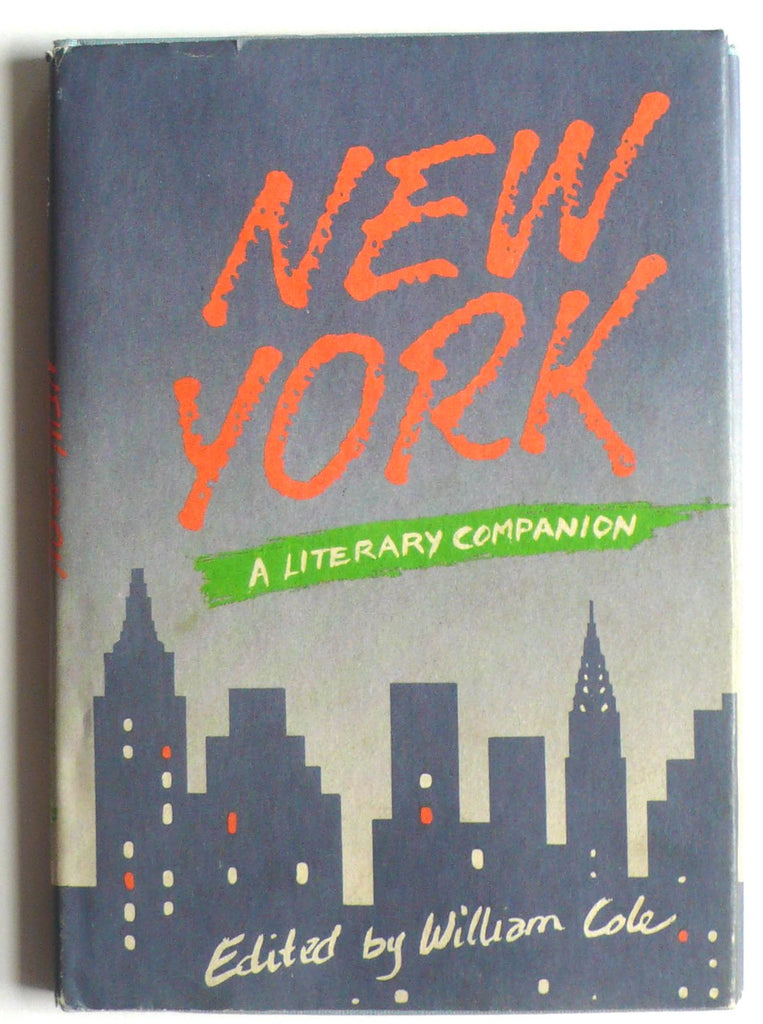 New York: A Literary Companion