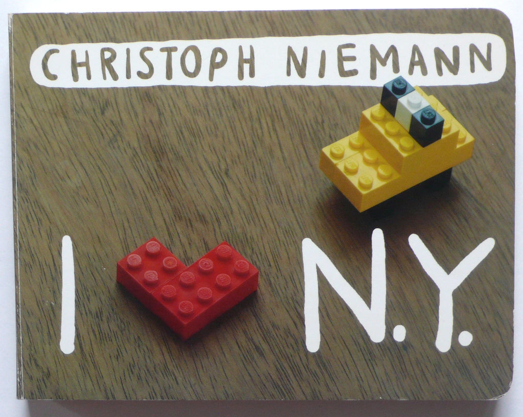 I Lego New York