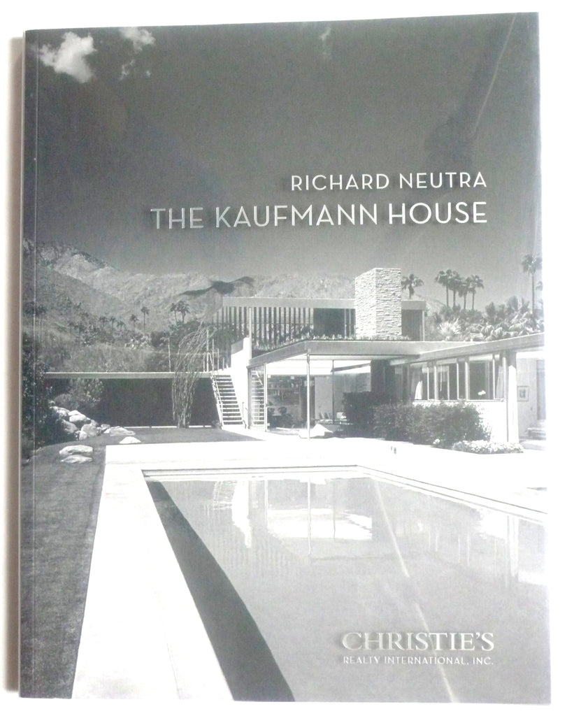 Richard Neutra The Kaufmann House