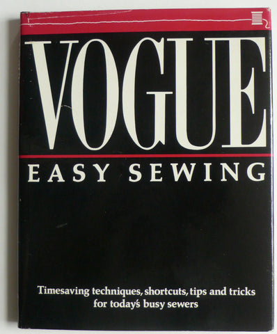 Vogue Easy Sewing