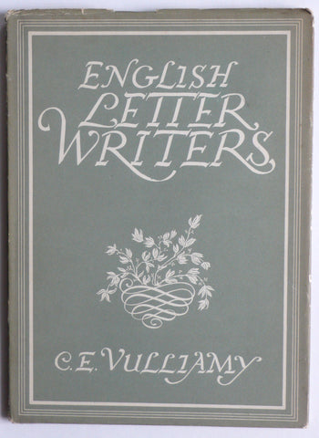 English Letter Writers Britain in Pictures