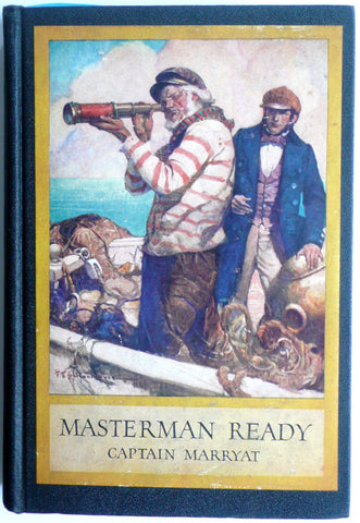 Masterman Ready by Captain Marryat
