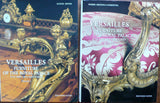 Furniture of Versailles : Furniture of the Royal Palace volumes 1 & 2
