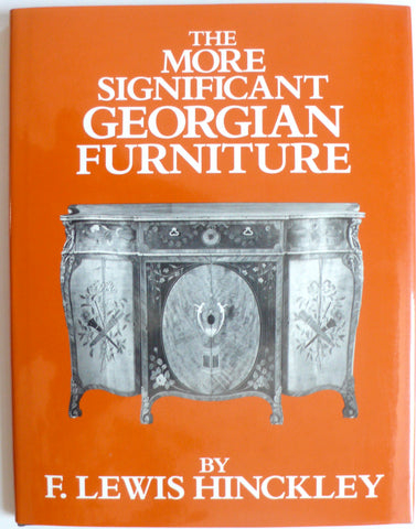 The More Significant Georgian Furniture