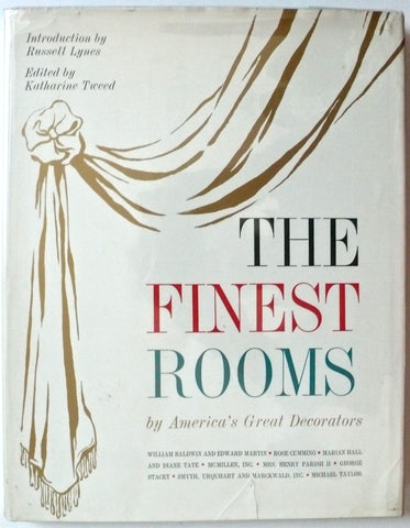 The Finest Rooms By America's Great Decorators
