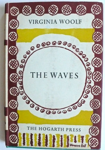 The Waves by Virginia Woolf Hogarth Press