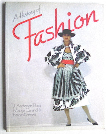 A History of Fashion  softcover