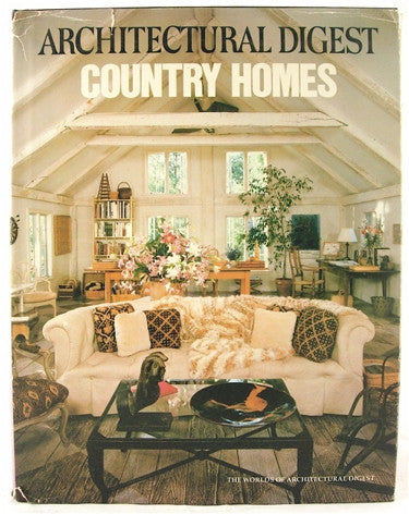 Architectural Digest Country Homes