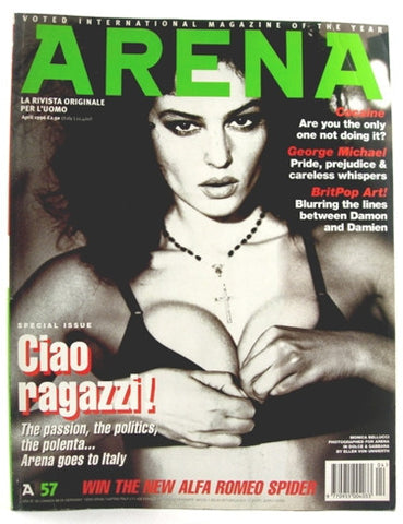 Arena magazine April 1996