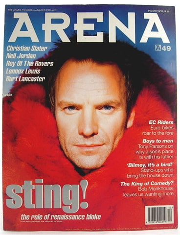 Arena magazine Dec/Jan 94/95