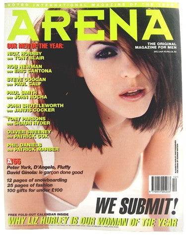 Arena magazine December/ January 95/96